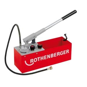 Опрессовочный насос Rothenberger RP 50-S INOX в аренду