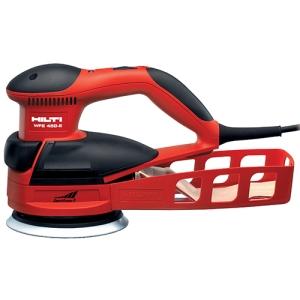 Эксцентриковая шлифовальная машина Hilti WFE 450-E в аренду