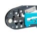 Клещи для обжима телефонных и компьютерных клемм  GROSS RJ-45,6P,8P и RJ-11/12,6P,8P в аренду
