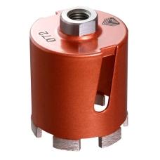 Алмазная коронка для подрозетников Diamond Hit стандарт DH-D ∅68 мм