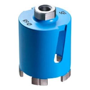 Алмазная коронка для подрозетников DELTA Diamond Tools Super Fast стандарт SF-D ∅68 мм