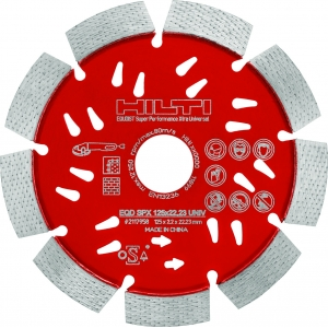 Алмазный  диск Hilti EQD SPX 125/22 Universal