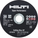 Отрезной диск Hilti AC-D 230х1.0 SP