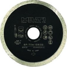 Алмазный диск Hilti SP-T 125/22 для плитки