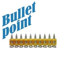 Гвоздь Toua 3.05x19 step MG Bullet Point
