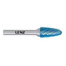 Борфреза гиперболическая с закругленной головкой Lenz 12x25x6x70 мм (LZBF 050 C3)