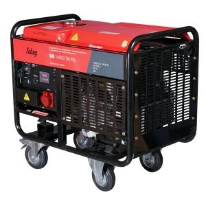 Дизельный генератор DS 14000 DA ES в аренду