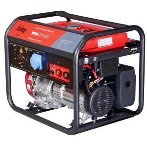 Сварочный бензиновый генератор Fubag WHS 210 DC в аренду